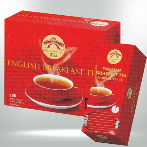 GOLDEN BRIDGE TEA CLASSIC ENGLISH BREAKFAST
