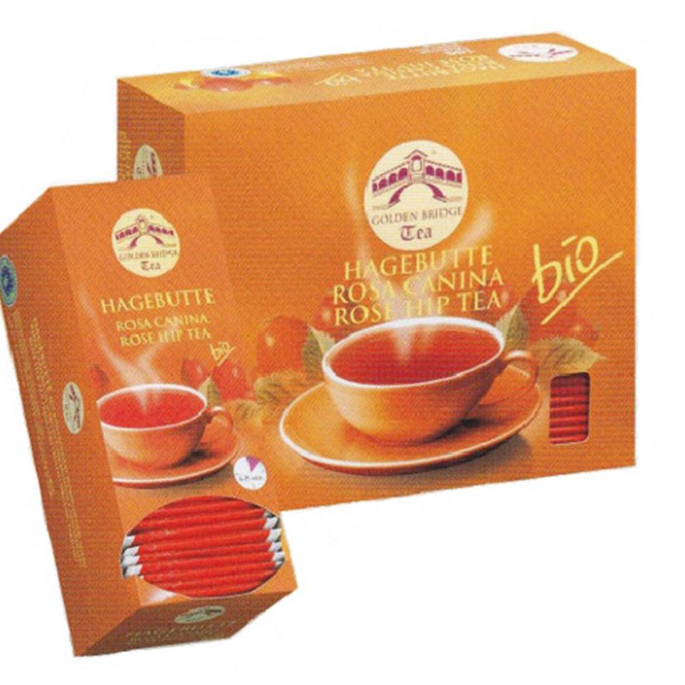 GOLDEN BRIDGE TEA CLASSIC HAGEBUTTE BIO