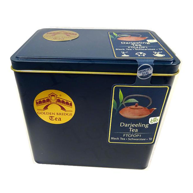 GOLDEN BRIDGE TEA BIO DARJEELING PREMIUM