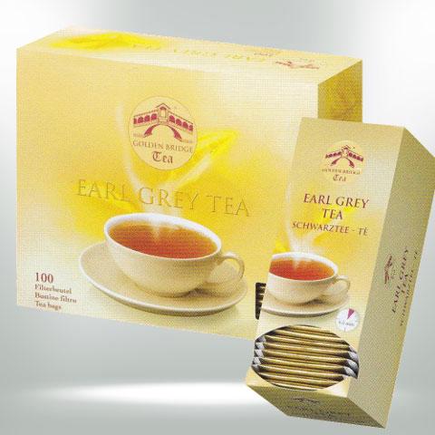 GOLDEN BRIDGE TEA CLASSIC EARL GREY