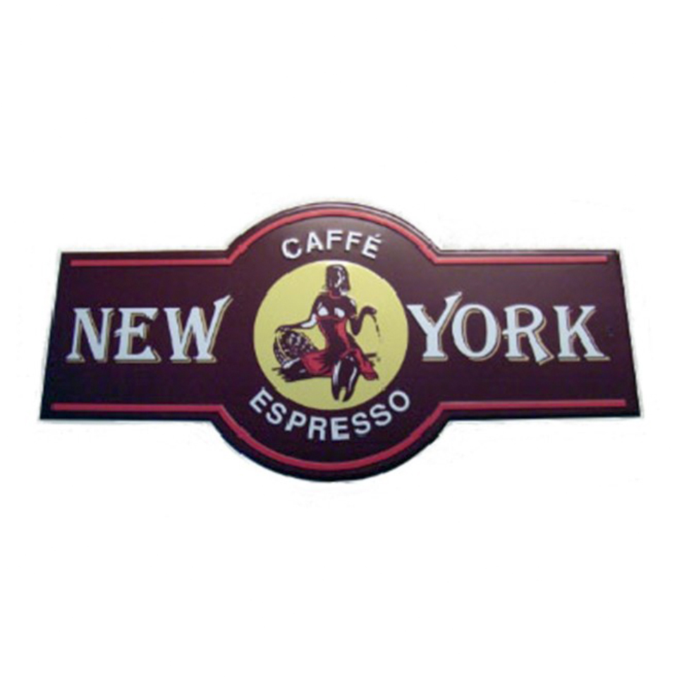 CAFFÈ NEW YORK SCHILD 5