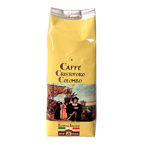 CAFFÈ NEW YORK CRISTOFORO COLOMBO, 1KG, 80% Arabica, 20% Robusta