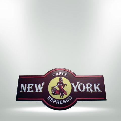 CAFFÈ NEW YORK SCHILD 5