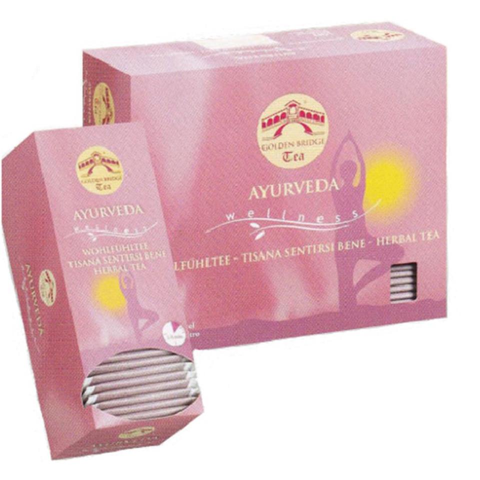 GOLDEN BRIDGE TEA CLASSIC AYURVEDA