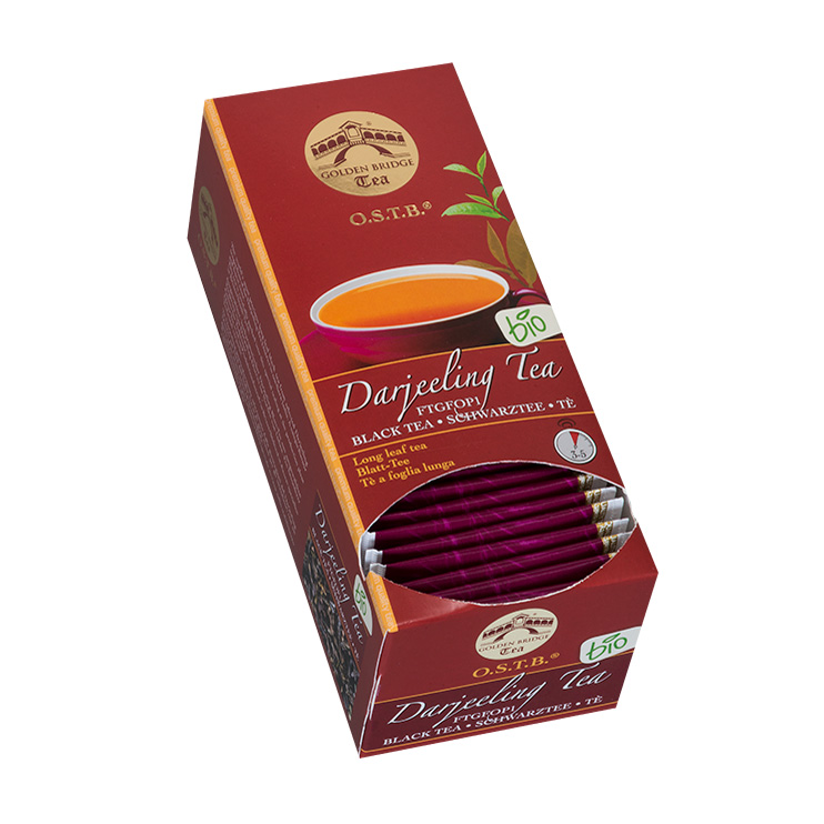 GOLDEN BRIDGE TEA BIO DARJEELING