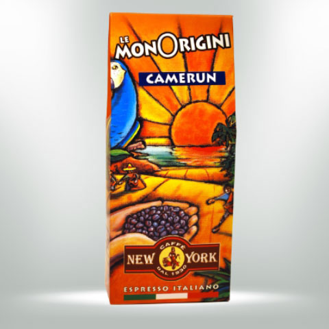 Caffé New York Camerun, 250G 100% Robusta