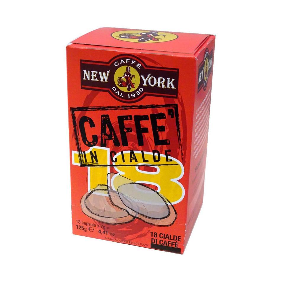 CAFFÈ NEW YORK ESE-PADS