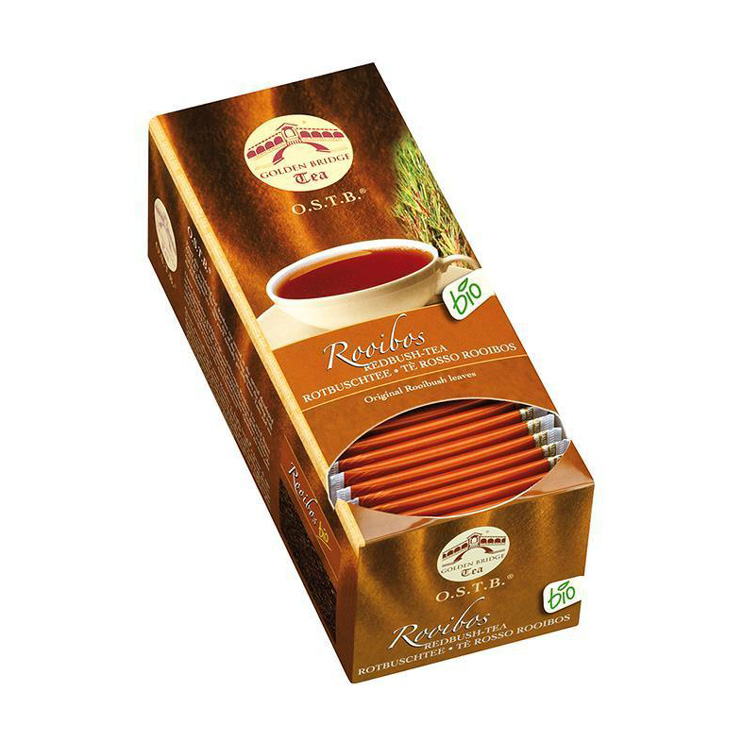 GOLDEN BRIDGE TEA BIO ROOIBOS