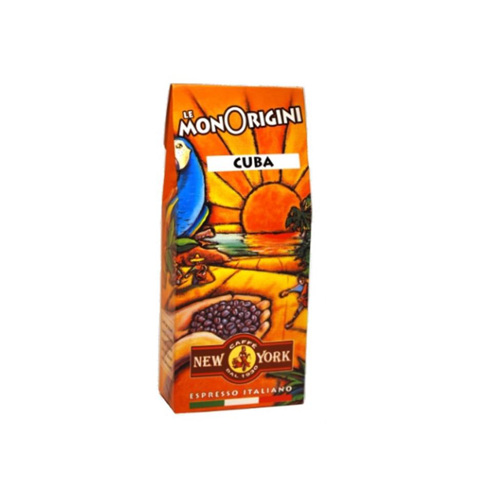 Caffe New York Cuba, 250G, 100% Arabica - Jetzt telefonisch vorbestellen