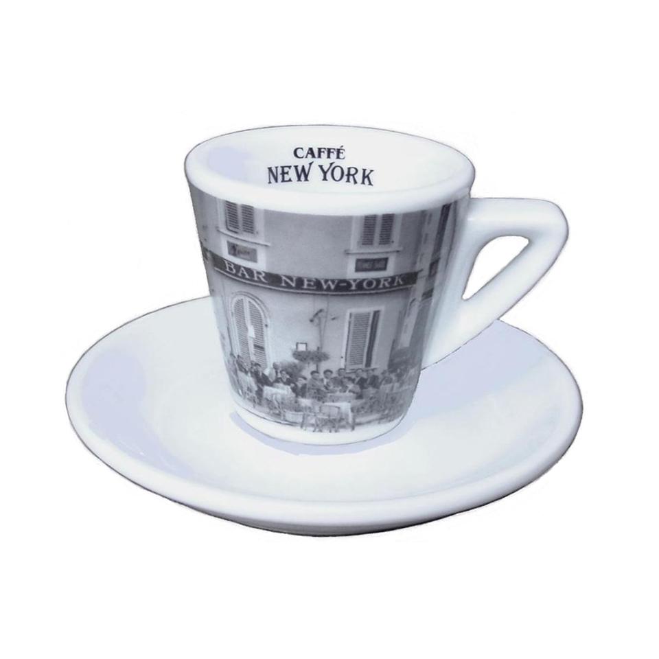 CAFFÉ NEW YORK ESPRESSOTASSE