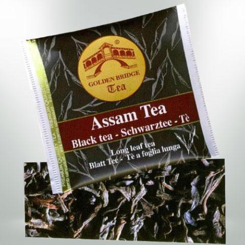 GOLDEN BRIDGE TEA  ASSAM TEA