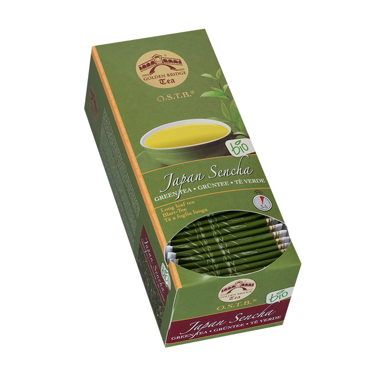 GOLDEN BRIDGE TEA BIO JAPAN SENCHA