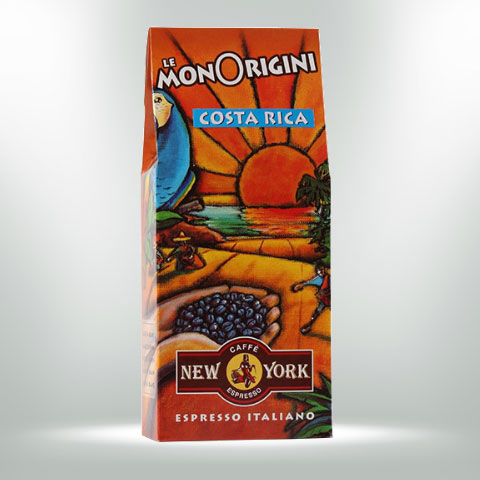 Caffé New York Costa Rica, 250G 100% Arabica
