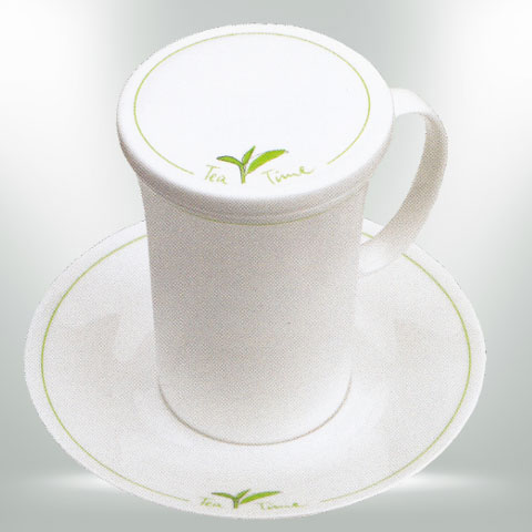 GOLDEN BRIDGE Bone China TEA TEETASSE