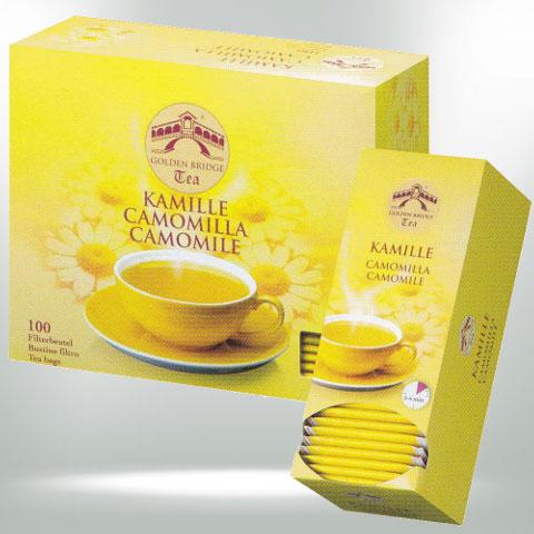 GOLDEN BRIDGE TEA CLASSIC KAMILLE