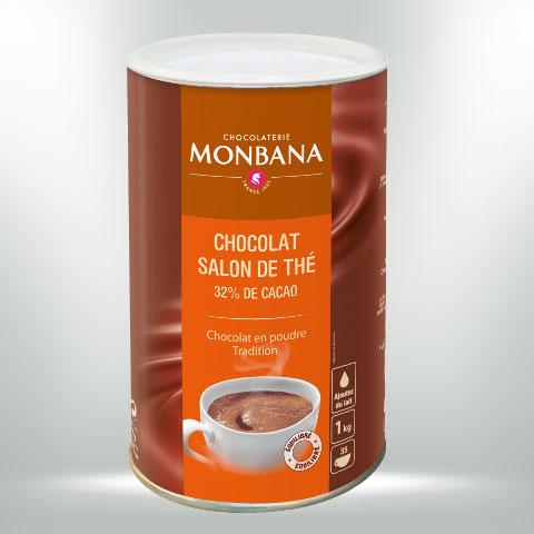 MONBANA TRINKSCHOKOLADE SALON DE THE