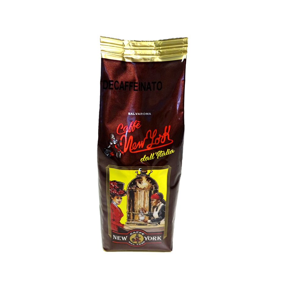 CAFFÈ NEW YORK DECAFFEINATO, 500G
