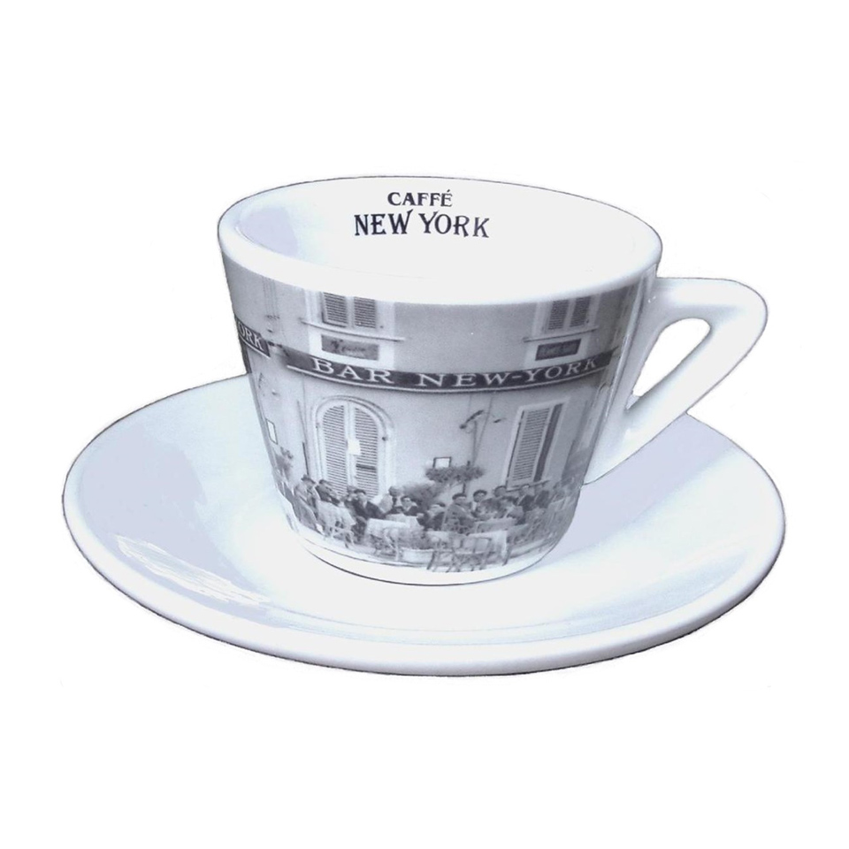 CAFFÉ NEW YORK CAPPUCCINOTASSE