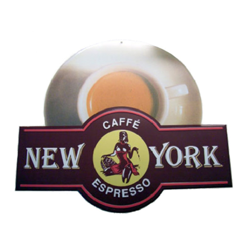 CAFFÈ NEW YORK SCHILD 6
